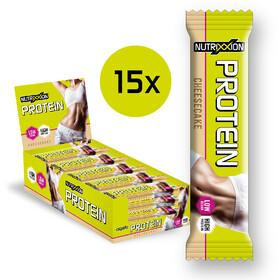 Nutrixxion Confezione Di Barrette Alle Proteine 15 x 35g / MHD 30.09.2021, Cheesecake
